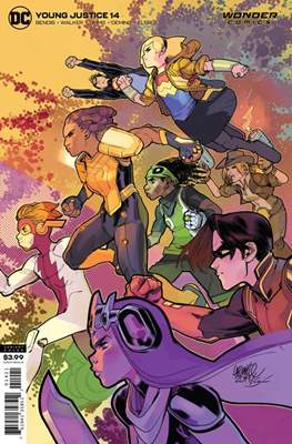 Young Justice (2019- Variant Cover) #14