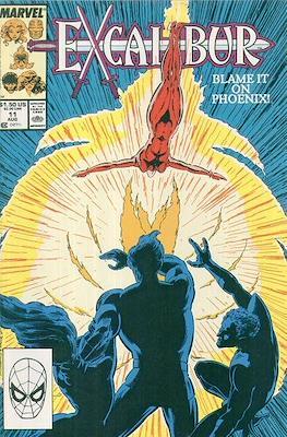 Excalibur Vol. 1 (Comic Book) #11