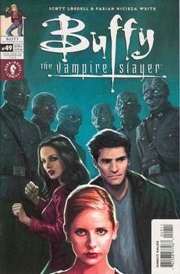 Buffy the Vampire Slayer (1998-2003) #49