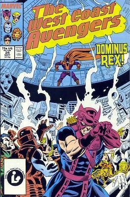 West Coast Avengers Vol. 2 (Comic-book. 1985 -1989) #24