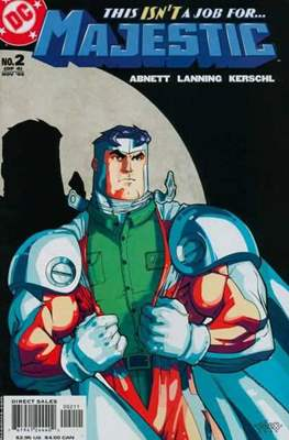 Majestic vol.1 (2004) (Grapa) #2