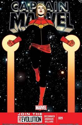 Captain Marvel Vol. 7 (2012-2014) (Comic-Book) #9