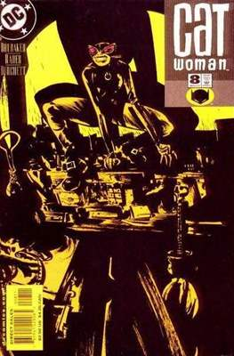 Catwoman Vol. 3 (2002-2008) (Comic Book) #8