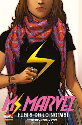 Ms. Marvel. Marvel Omnibus
