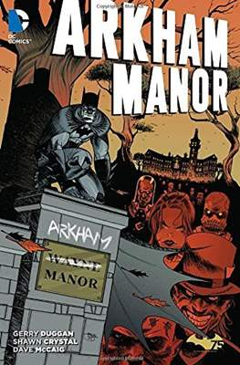 Arkham Manor Vol. 1 (2014)