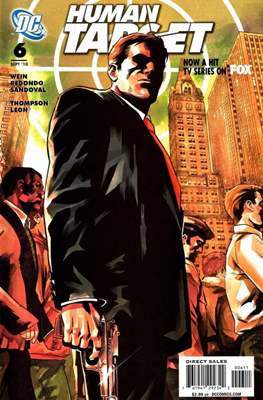 Human Target (2010) #6
