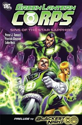 Green Lantern Corps Vol. 2 (Softcover) #4