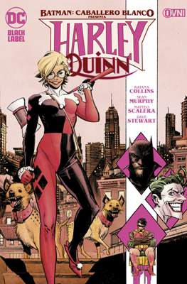Batman: Caballero Blanco presenta - Harley Quinn