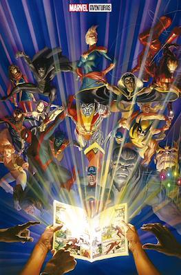 Marvel Comics #1000 - Marvel Aventuras