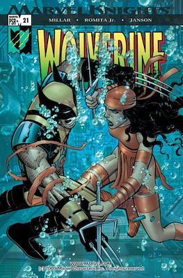 Wolverine / Dark Wolverine (2003-2010) (Digital) #21