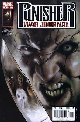 Punisher War Journal Vol 2 (Comic Book) #18