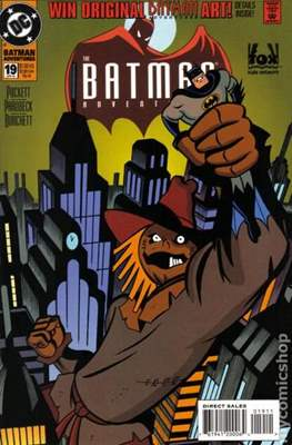 The Batman Adventures (Comic Book) #19