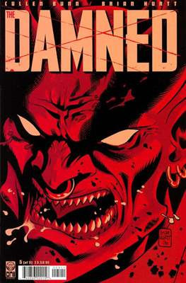 The Damned: Three Days Dead #5