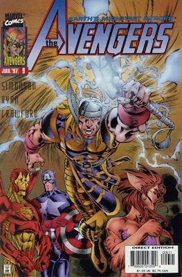 The Avengers Vol. 2 Heroes Reborn (1996-1997) #9
