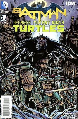 Batman / Teenage Mutant Ninja Turtles (Variant Cover)
