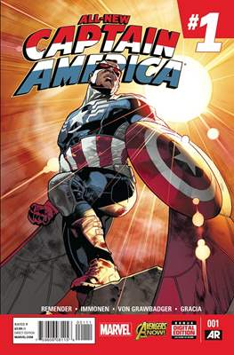 All-New Captain America