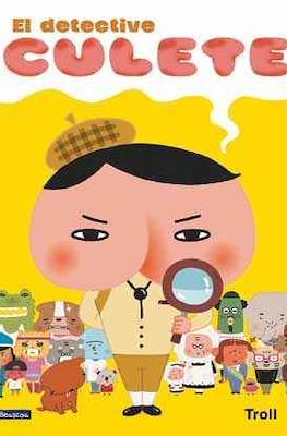 El detective Culete (Cartoné 32 pp) #1