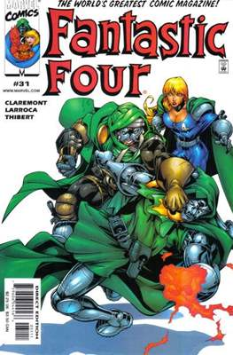 Fantastic Four Vol. 3 #31