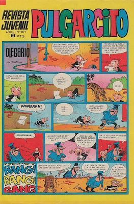Pulgarcito (1946-1981 5ª y 6ª época) (Grapa, 16-32 páginas) #2071