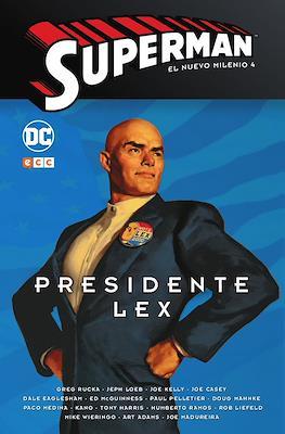 Superman: el nuevo milenio (Cartoné, 248 pp) #4