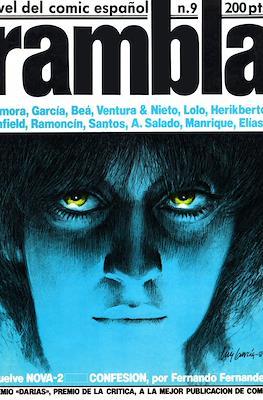 Rambla (Grapa) #9