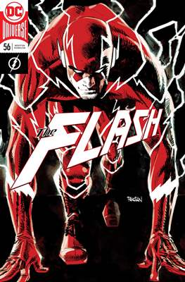 The Flash Vol. 5 (2016-2020) (Comic Book) #56
