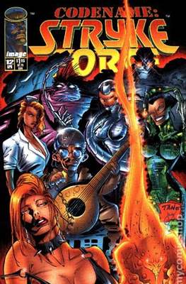 Codename: Strykeforce (1994-1995) (Comic Book) #12