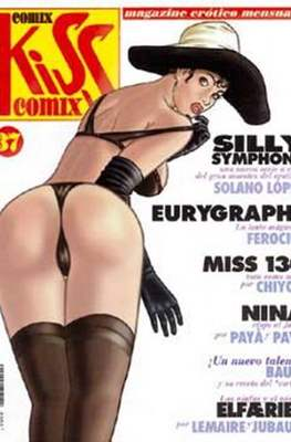 Kiss Comix #37