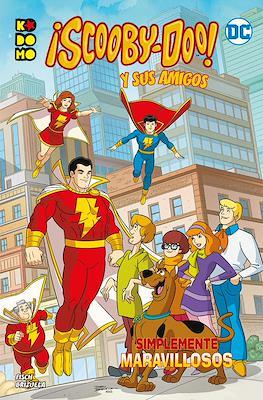 ¡Scooby-Doo! y sus amigos (Rústica 72 pp) #4