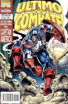Capitán América: Último combate (1995) #4