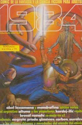1984 Extra (Retapado Rústica) #11