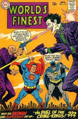 World's Finest Comics (1941-1986) (Comic Book) #177