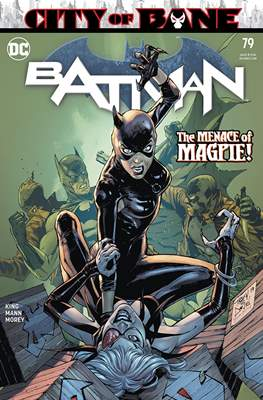 Batman Vol. 3 (2016-) (Comic-book) #79