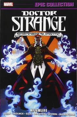 Doctor Strange Epic Collection (Softcover) #13
