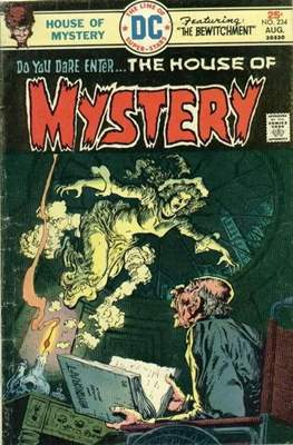 The House of Mystery #234