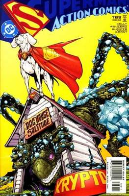 Action Comics Vol. 1 (1938-2011; 2016-) (Comic Book) #789