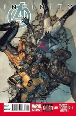 Avengers Vol. 5 (2013-2015) (Comic Book) #14