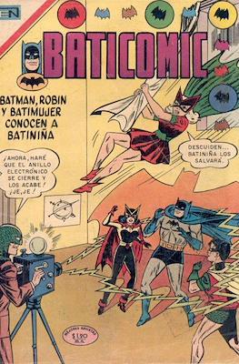 Batman - Baticomic (Rústica-grapa) #40