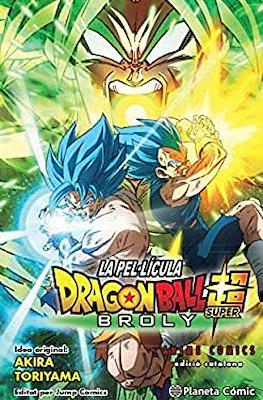 Dragon ball Super Broly (Rústica) #