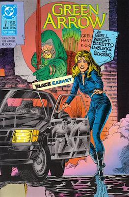 Green Arrow Vol. 2 (Comic-book.) #7