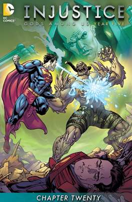 Injustice: Gods Among Us: Year Five (Comic-book) #20