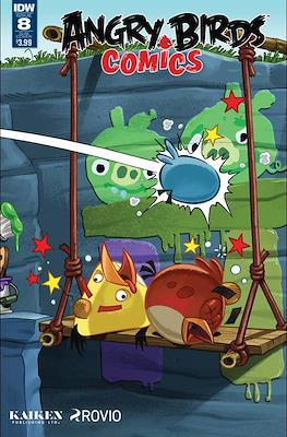Angry Birds Comics (2016) (Grapa) #8.1