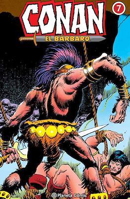 Conan El Bárbaro (Cartoné 600 pp Integral) #7