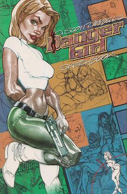 Danger Girl - Sketchbook