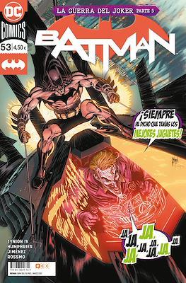 Batman: Nuevo Universo DC / Renacimiento (Grapa) #108/53