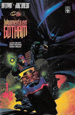 Batman & Juiz Dredd: Julgamento em Gotham