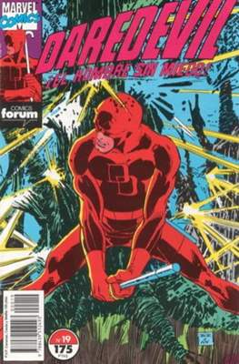 Daredevil Vol. 2 (1989-1992) (Grapa 32 pp) #19