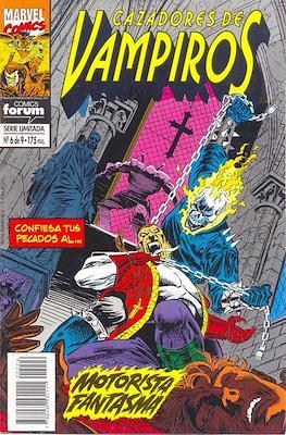 Cazadores de Vampiros (Grapa. 17x26. 24 páginas. Color.) #6