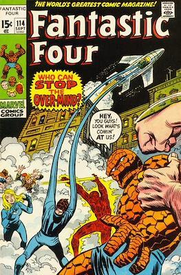 Fantastic Four Vol. 1 (1961-1996) (saddle-stitched) #114