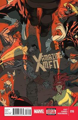 Amazing X-Men Vol. 2 (Comic Book) #16